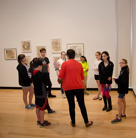 How Museums Can Support the K-12 Teacher